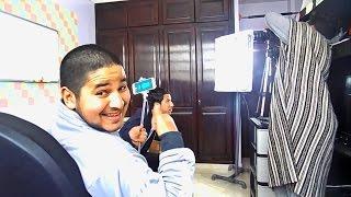كانصور حياتي/ الحلقة27: كيفاش تصور فيديو في يوتوب مع  Hamza BOUHADDAOUI