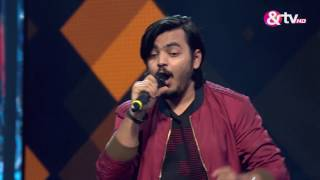 Abhimanyu Ganguly - Jhoomroo | Knock Out Round | The Voice India 2