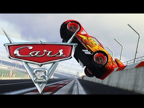 CARS 3 Teaser Trailer Official 2017 TrackMania 2 REMAKE