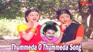 Thummeda O Thummeda Song | Srinivasa Kalyanam Songs | Venkatesh | Bhanupriya | Gowthami