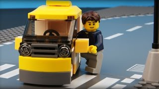 LEGO Stop Motion - Traffic Lights