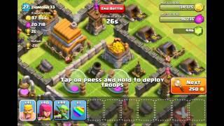 How to get free 450 Gems Clash of Clan - Làm nhiệm vụ Kiếm 450 gems COC