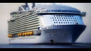 کیهان لندن - ساخت بزرگترین شهر شناور جهان: «هارمونی دریاها»
