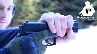 Grabbing the Slide and Firing | Polenar Tactical