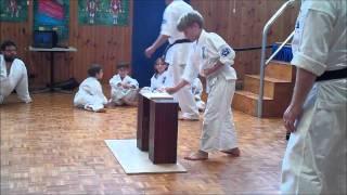 Bayside Seido Karate Christmas Dojo