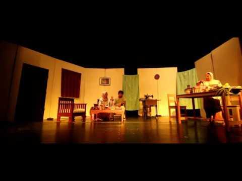 Ayahku Pulang - Teater Tak Terhingga (Fesdrak 8 UMT)