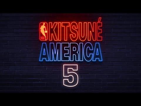 IshDARR - Glass   Kitsuné America 5: The NBA Edition