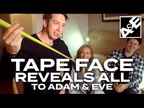 Tape Face s Traveling Case REVEALED