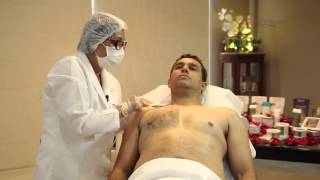 DEPILART - Male Waxing: Chest, Arms e Back