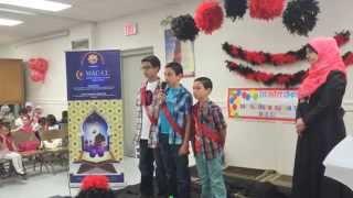 MAC_Calgary Quran Ceremony