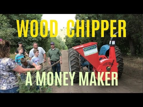 Xxx Mp4 Wood Chipper On The Hometead Another Money Maker 3gp Sex