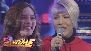 It's Showtime Miss Q & A: Vice Ganda notices It's Showtime dancer