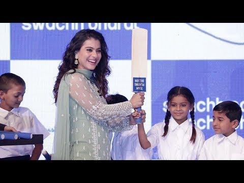 Kajol Launches Swachh Aadat Swachh Bharat Initiative