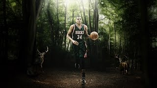Giannis Antetokounmpo - Flexin and Finessin