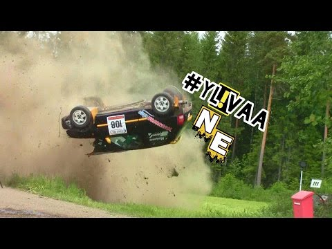 BEST RALLY CRASHES 2016 By NE Rallyvideos