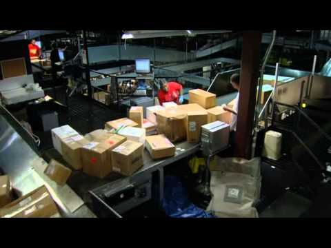 National Geographic Ultimate Factories UPS Worldport 1 of 3