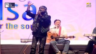 Amar Ichhe Kore Aakash | Bengali Song | Nachiketa Chakraborty | LIVE | Idea Jalsa | Art and Artistes