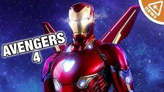 Does an Avengers 4 Set Photo Reveal Iron Man