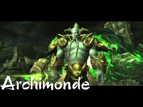 Rogue Solo Mythic Hellfire Citadel: Archimonde, the Defiler [13/13]