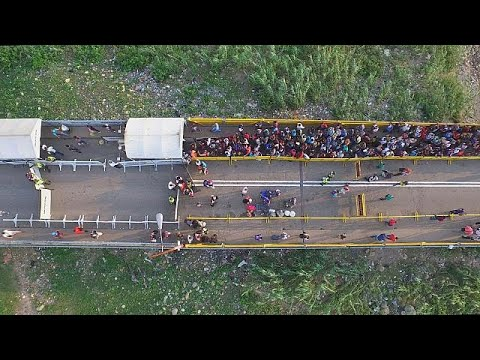 Xxx Mp4 Colombia S Venezuelan Migrant Influx 3gp Sex