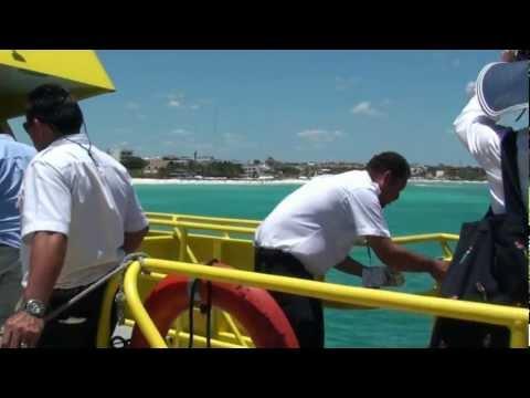 Xxx Mp4 Cozumel Ferry From Playa Del Carmen AWESOME UltraMar Ferry 3gp Sex