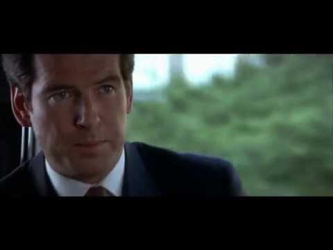 James Bond gets briefed in MI6 car [James Bond Semi Essentials]