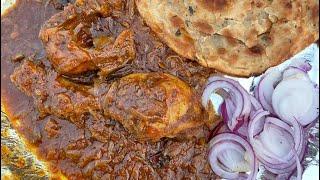अंगुलियाँ चाटने को मजबूर कर देगा ये Chicken Masala Curry for Bachelors   Easy Recipe for Beginners