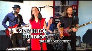 Suzi Shelton - Raindrop