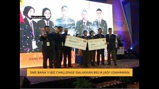 SME Bank Y-Biz Challenge galakkan belia jadi usahawan