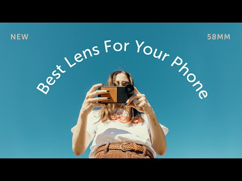 Xxx Mp4 NEW Moment 58mm Lens The Best Lens For Your IPhone Pixel And Galaxy 3gp Sex