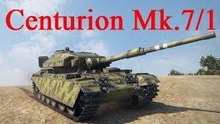【WoT:Centurion Mk. 7/1】ゆっくり実況でおくる戦車戦Part344 byアラモンド
