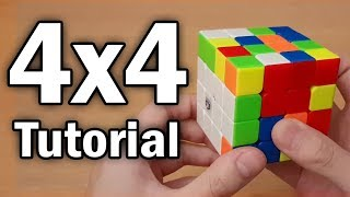 Learn to Solve a 4x4 in 10 Minutes (Full Yau Method Tutorial)