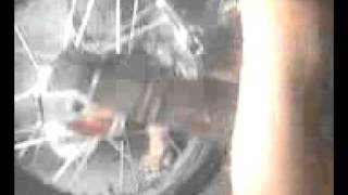 KNALPOT CREAMPIE SATRIA FU 150 (DRAG STYLE) HD