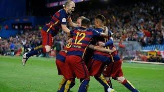 Barcelona vs Sevilla – Copa del Rey FINAL, 22-May-2016  FULLY HD