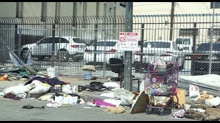 SHOCKING VIDEO SHOWS THE 3RD WORLD CONDITIONS IN LOS ANGELES. HOMELESS EVERYWHERE.