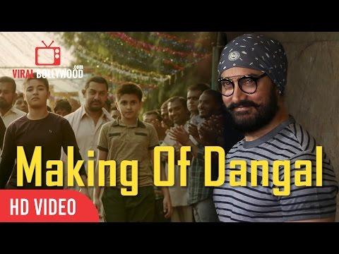 Making Of Dangal   Aamir Khan   Dangal Behind The Scenes Media Interaction