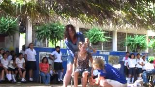 Kids Dramas in Schools in El Salvador