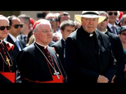 Catholic sex abuse hearing in Rome