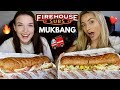 FIREHOUSE SUBS MUKBANG!! How To Be Productive/Stay Motivated!