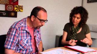 Aphasia - what a difference some help makes - Training video by www.florentia.co.uk for Dyscover