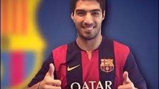 لويس سواريز أفضل خمس أهداف بتعليق عربي ( HD )