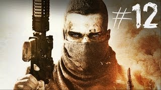 Spec Ops The Line - Gameplay Walkthrough - Part 12 - Mission 10 - RIGGS