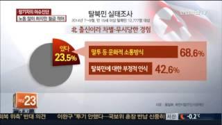 [북한은 오늘] '희망찾아 남쪽으로'…탈북민, 남한 생활은?
