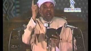 الشيخ الشعراوى(بيدك الخير)