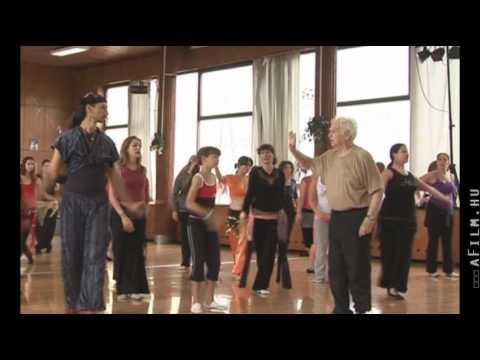 Oriental Dance Hungary Mahmoud Reda & Farida Fahmy workshop Budapest
