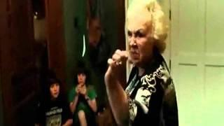 Robert Hoffman ( Ricky Dillman ) vs Doris Roberts ( Nana Rose Pearson ) comedy 2009