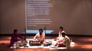 SingOdia - Utkal Dibasa 2016 - Bhajan by Arabinda Muduli