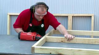 How To Build A Greenhouse - D.I.Y. At Bunnings