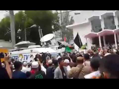 METRO TV DIUSIR SAAT LIPUT AKSI UMAT ISLAM