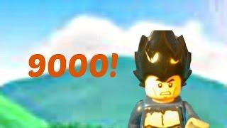 Lego DBZ Over 9000!